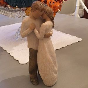 """Willow Tree """"The Promise"""" 9"""" Figurine"""